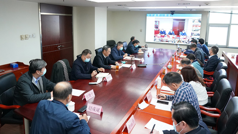 中国注册税务师行业党委举办全国税务师行业党组织书记视频培训班 学习贯彻党的十九届五中全会精神